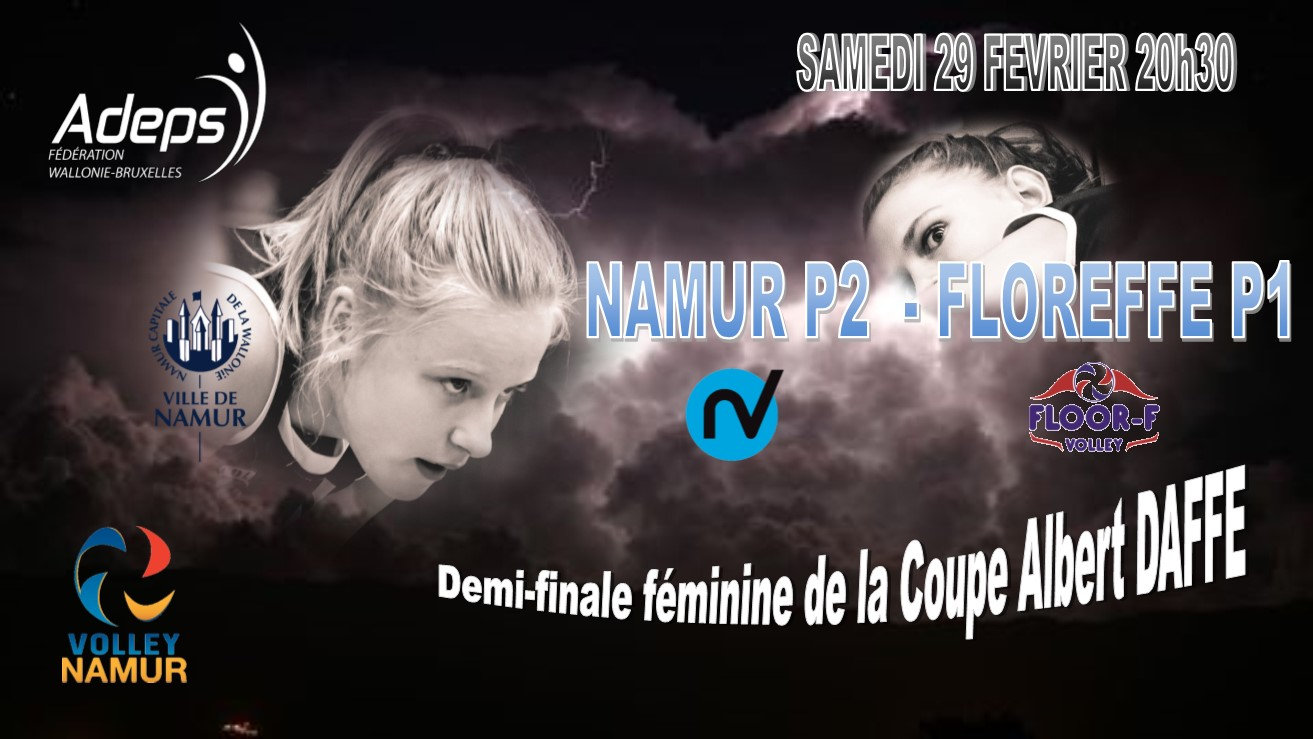 Namur Volley - Coupe